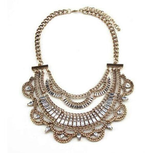 Antique Collar Necklace