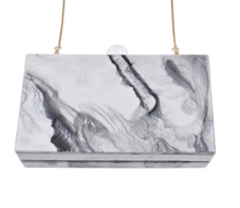 Load image into Gallery viewer, Mini Marble Clutch