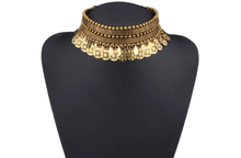 Load image into Gallery viewer, Golden Gypsy Choker