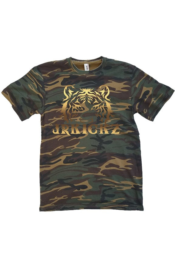 jrkickz rebirth collection Camo T Shirt