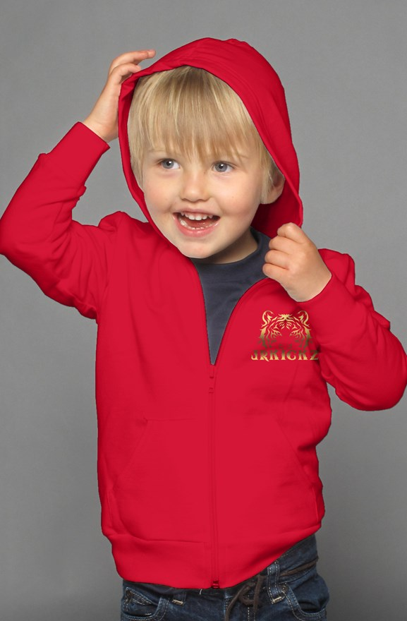 Jrkickz Rebirth Collection kids zip hoody