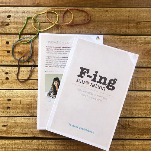 F-ing Innovation Book - order via Amazon
