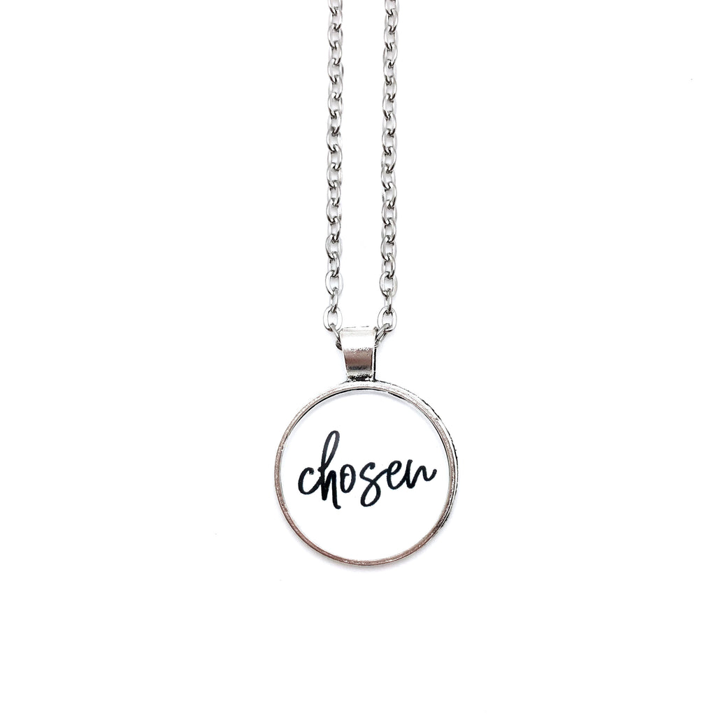 Chosen Simply Stated Necklace