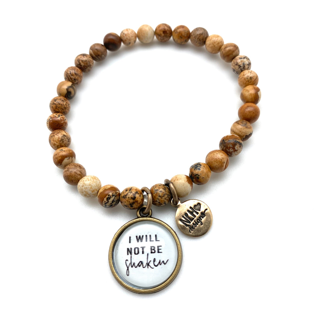 Simple Sentiment Bracelet 20