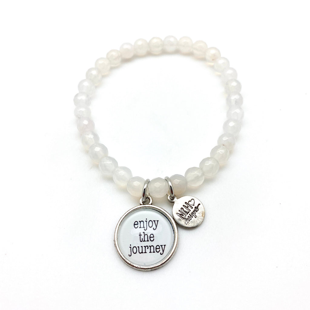 Simple Sentiment Bracelet 18