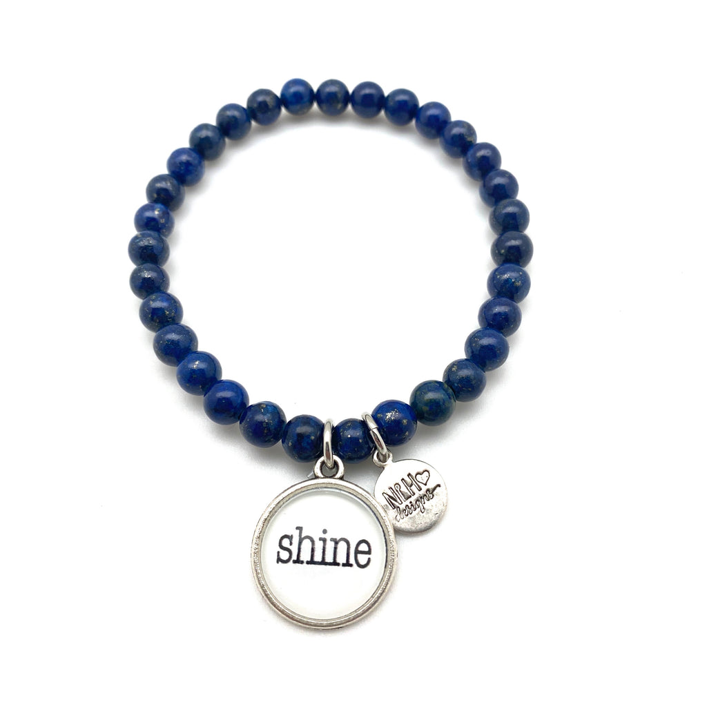 Simple Sentiment Bracelet 12