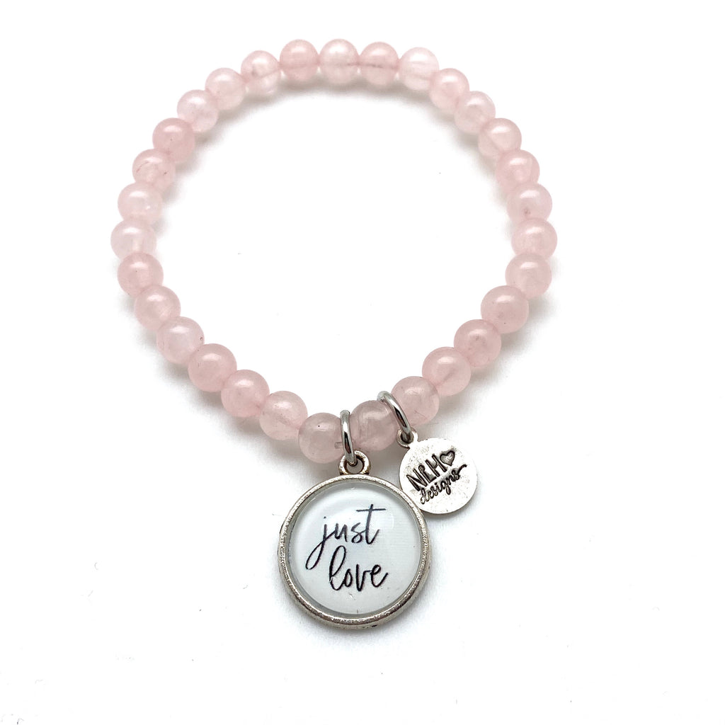 Simple Sentiment Bracelet 21
