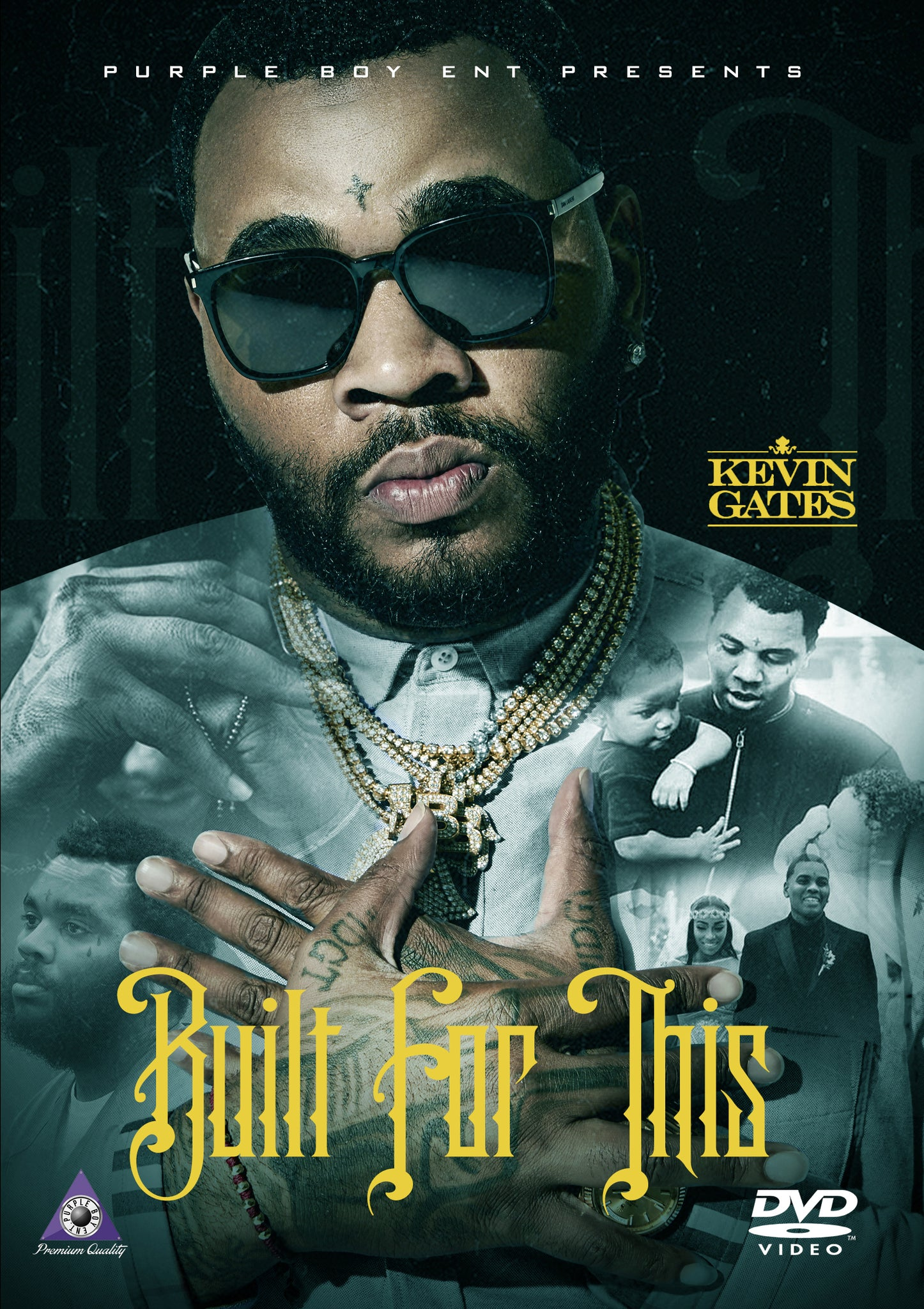 Built For This | Kevin Gates