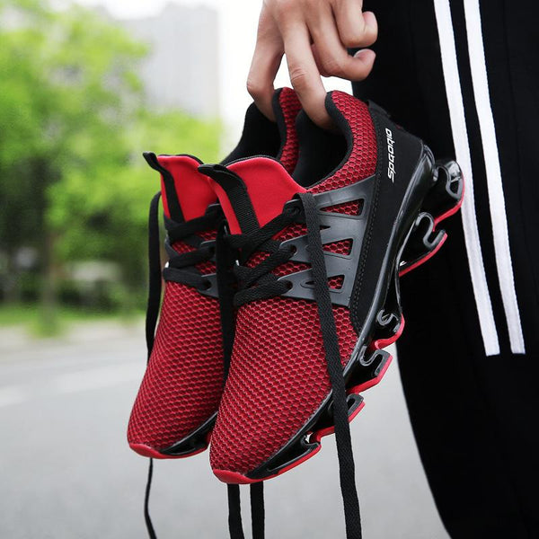 Shoes - Men Light Mesh Breathable Sneakers