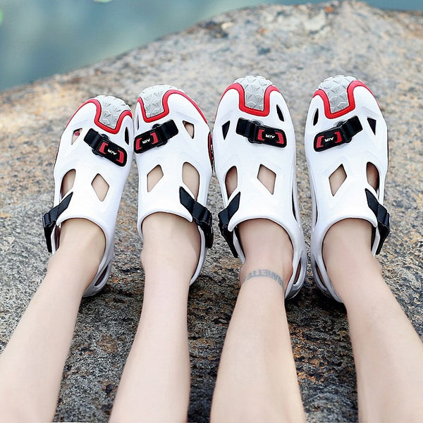 Men light sandals casual EVA beach shoes