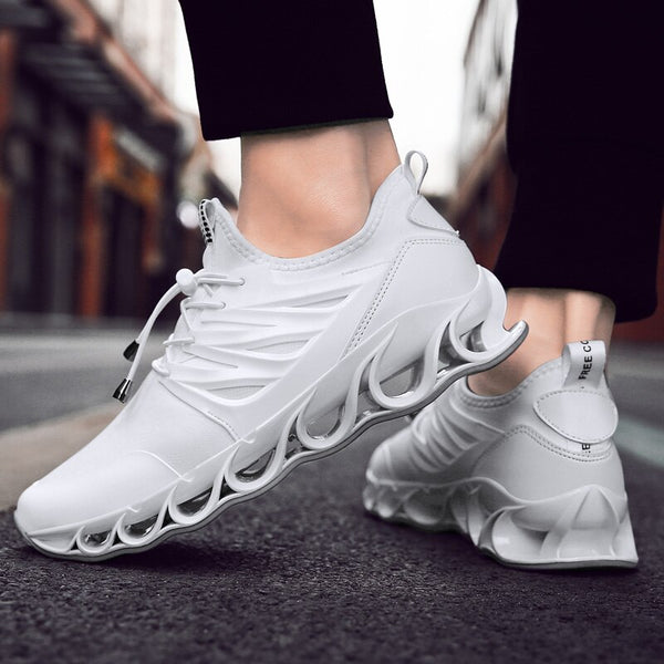 release date high fashion sleek 2019 Hot Sale Breathable Light Mesh Casual Male Shoes