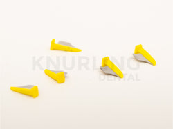 Fender Wedges Yellow( Pack of 5)