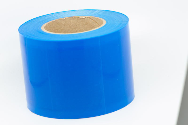 "Barrier Film Blue 4""*6"", Roll of 1200 Sheet MARK 3"