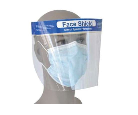 Face Shield Full (33cm*22) (1/bag)