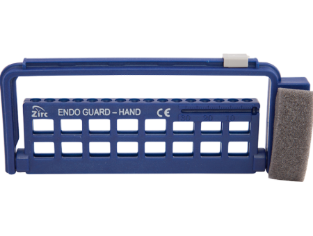 Zirc Endo Guard Bur Block