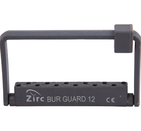 Zirc Tall Bur Guard