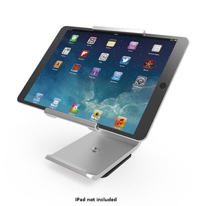 "VPOS Tilt Stand for iPad 9.7-10.5"" (Silver)"