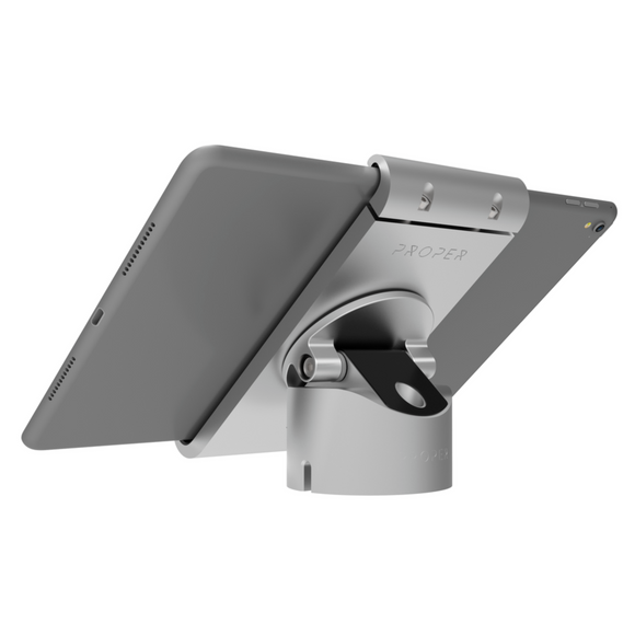 iPad Pivot Stand + Lock Belt Bundle