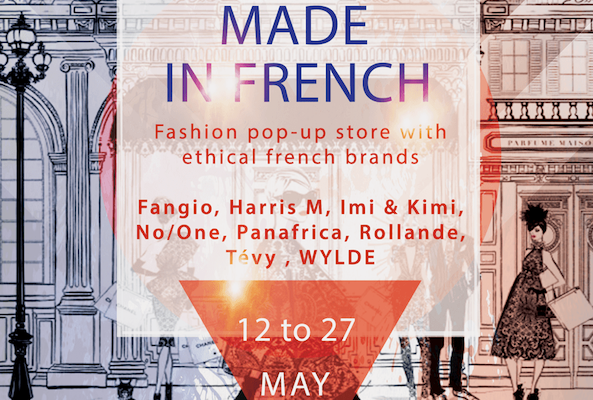 """Made in French Pop-up"" – The French May 2018"