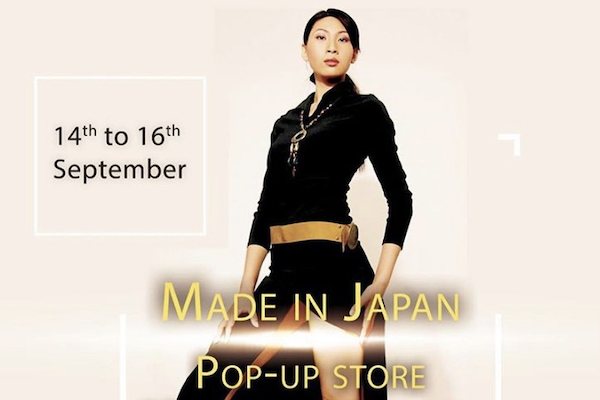 Made in Japan Pop-Up Shop