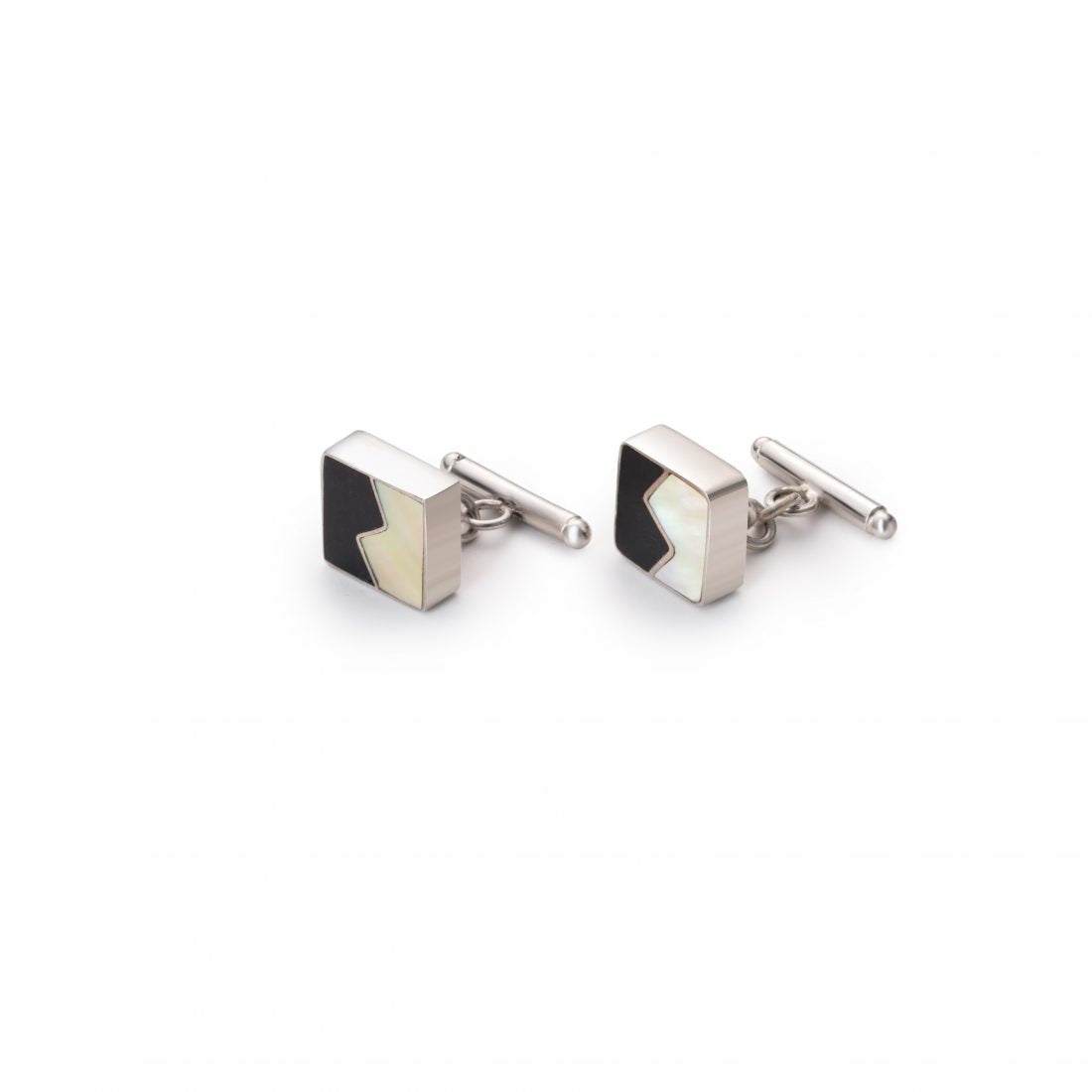 Black Signature Cufflinks