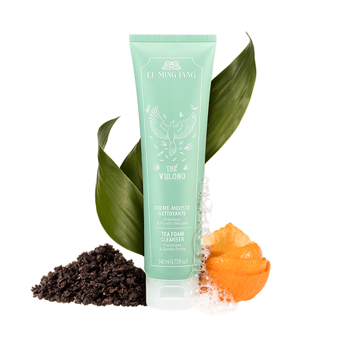 TEA FOAM CLEANSER