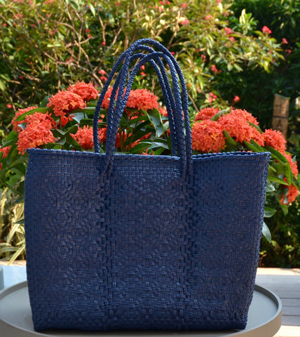 Paloma Blue Small tote bag