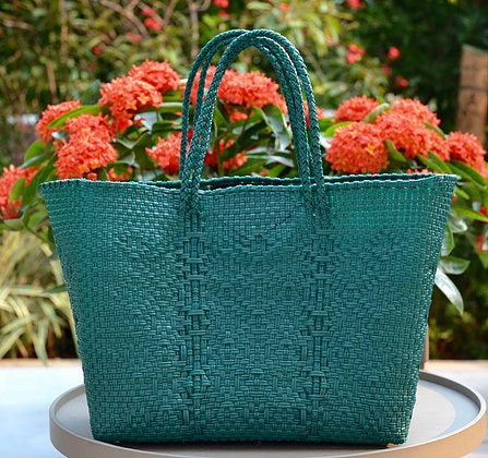 Paloma Green Small tote bag