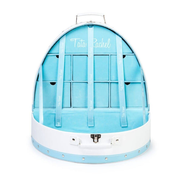 Maternity Suitcase (blue)