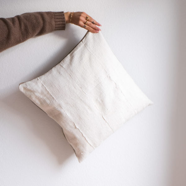 Cushion cover Bogo Wild white