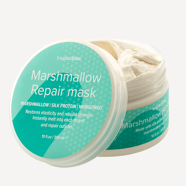Marshmallow Repair Mask