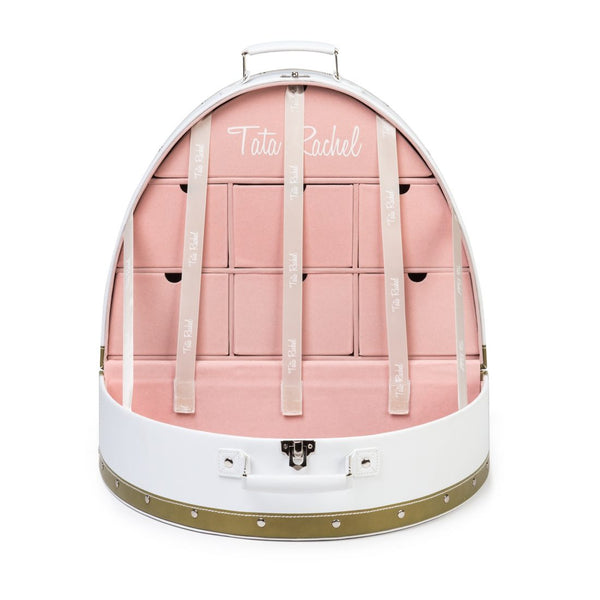 Maternity Suitcase (gold)