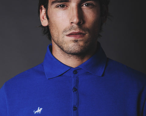 Polo Fangio Royal Blue
