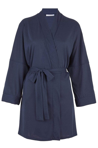 Robe 3/4 length cut