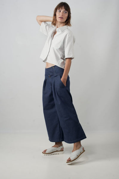 cropped trousers BEA