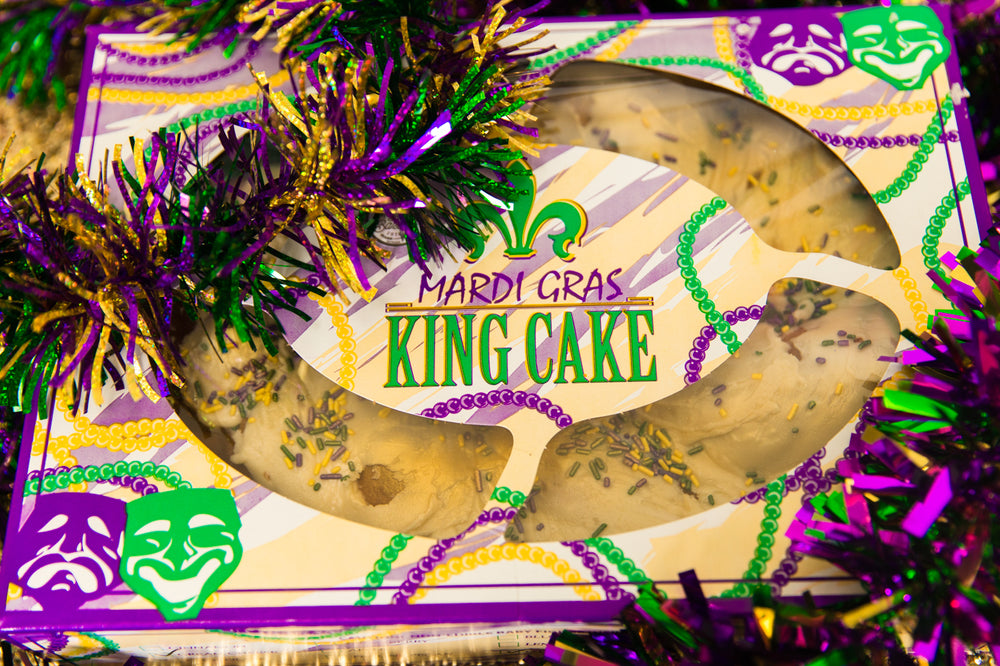 New Orleans Bakeries that Ship King Cakes for Mardi Gras 2021