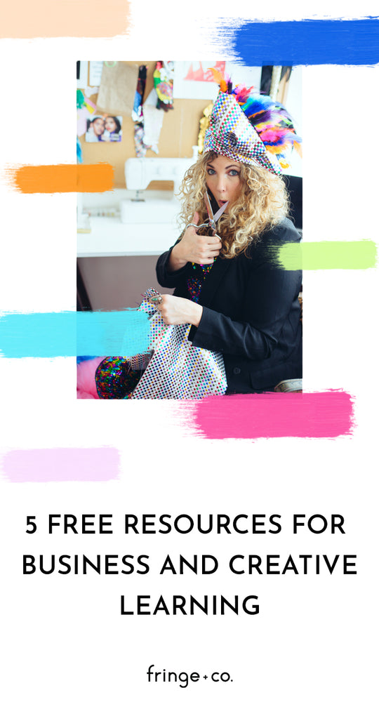 5 Free Creative Business Resources for Learning and Re-Focus