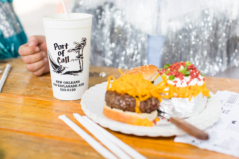 Port of Call Burger- Our Favorite New Orleans Burgers