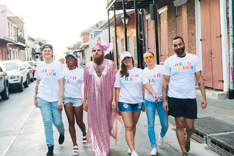 Fringe and Company 2021 Pride Collection
