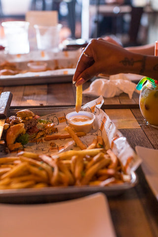 Nice Guys Burgers- Our Favorite New Orleans Burgers