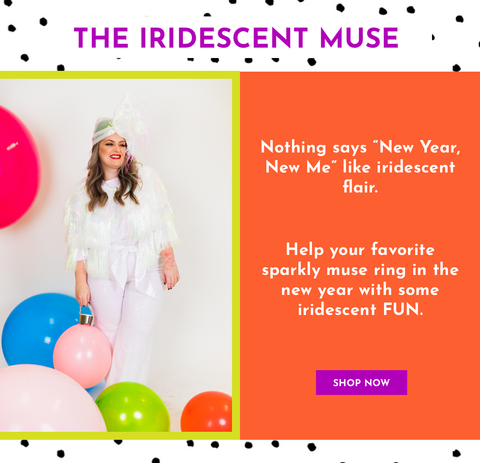 Iridescent Muse Gift Guide