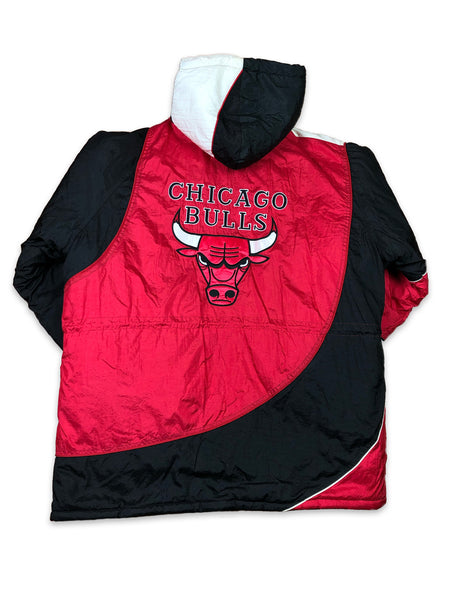 Vintage 90s Pro Player Chicago Bulls NBA Jacket XL / XXL
