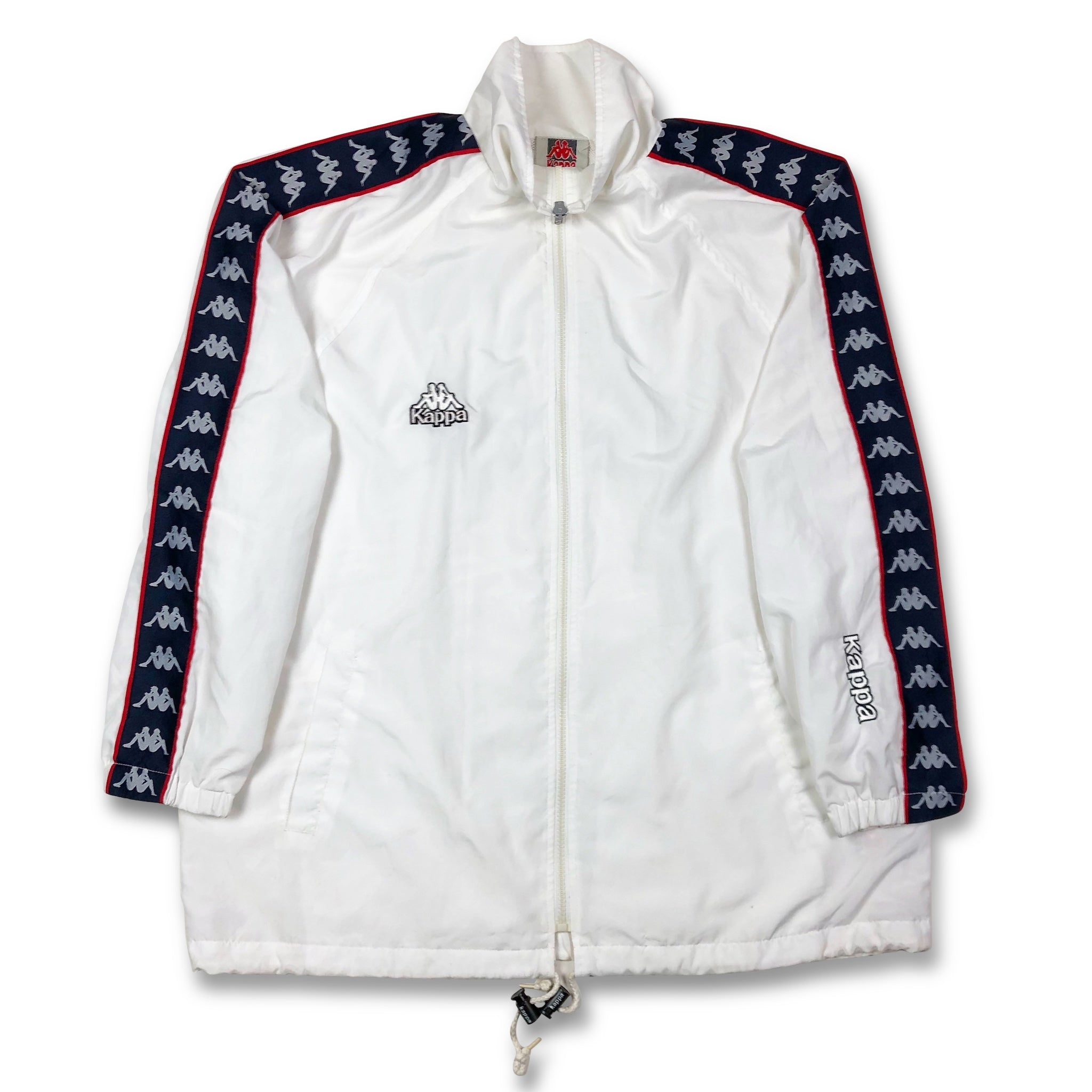 Vintage Kappa Big Logo Zip Up Jacket