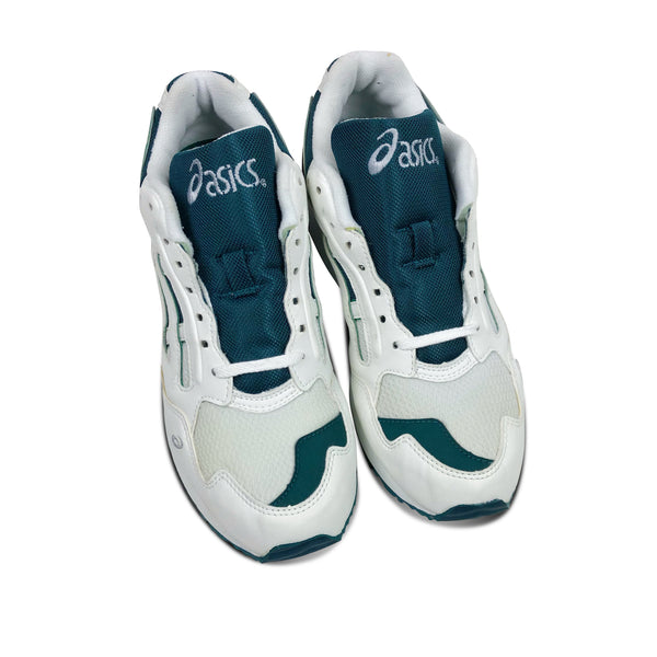 Vintage 2001 Asics TN-781 GEL-111 X-TRA Dark Green/White