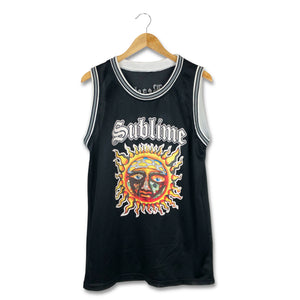 Vintage '90s Sublime 40 Oz Long Beach CA Jersey Size L
