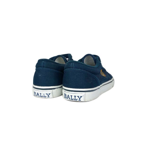 Vintage '80s BALLY womens sneakers
