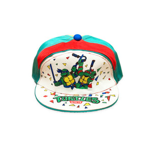Vintage 90s Ninja Turtles Kids Cap