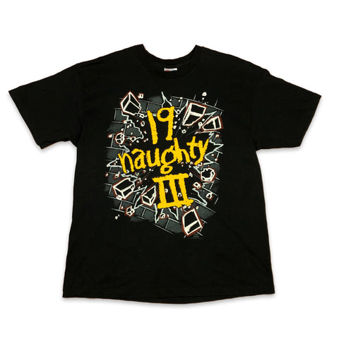 Vintage 1993 Naughty by Nature Rap Tshirt XL