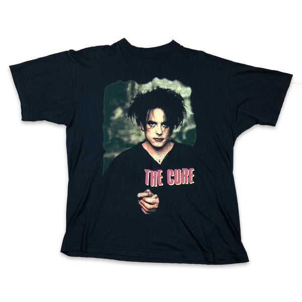 Vintage 1996 The Cure Treasure Wild Mood Swings Tour XL