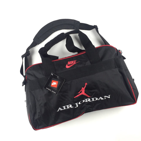 Vintage Nike Air Jordan Basketball Training Bag